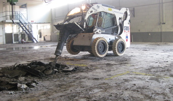 Strippen en slopen - Stripping and demolition - Abtragung und Abriss