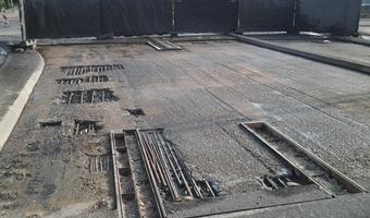 Aqua demolition - Hydrodemolition - Hochdruckwasserstrahlen